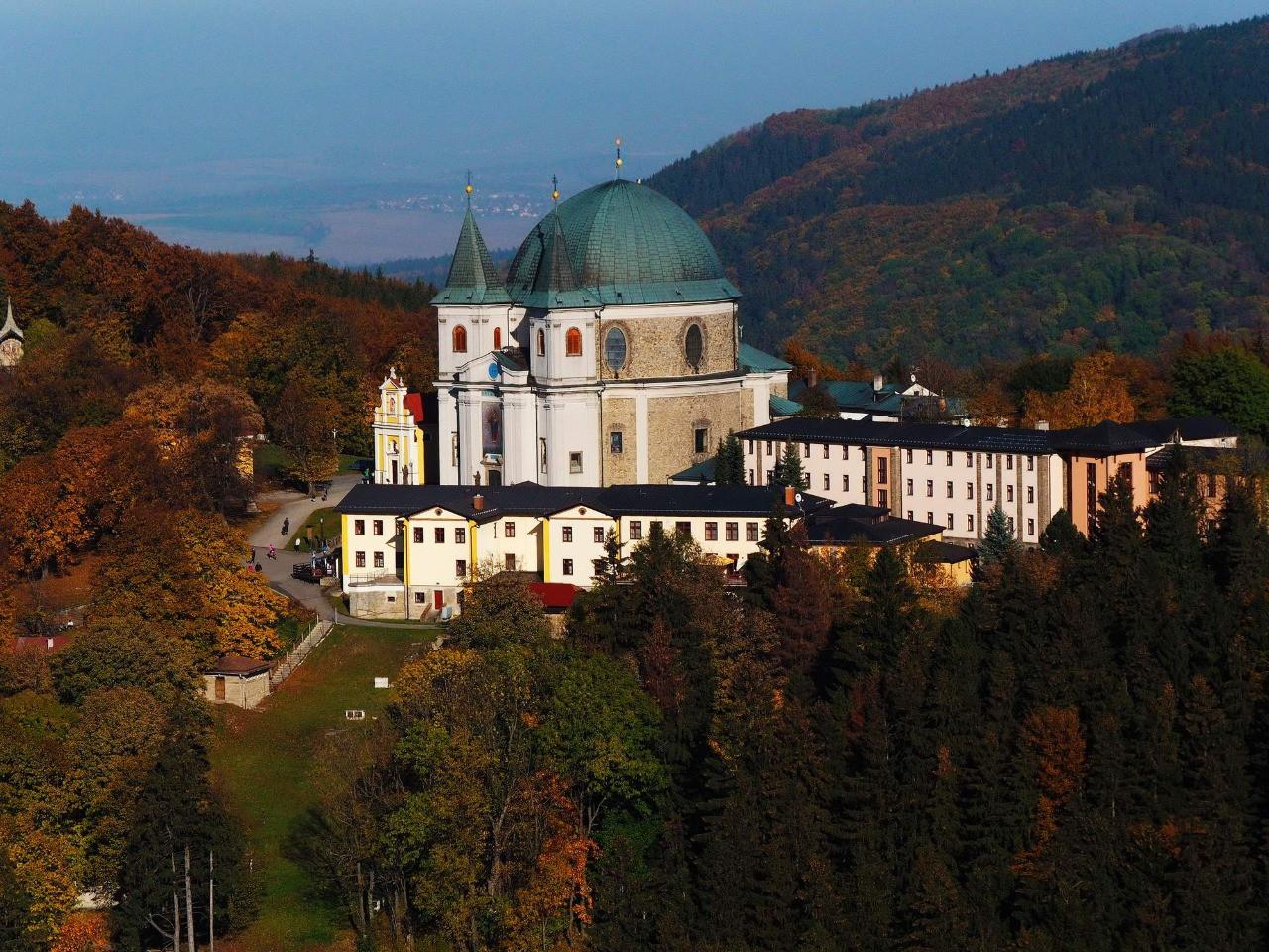 Basilika svatý Hostýn
